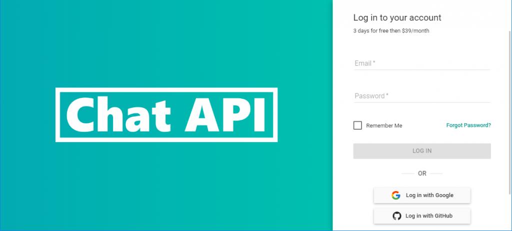 Chat-API