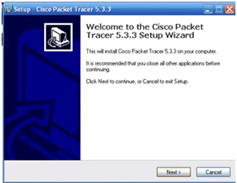 Cara Menginstall Packet Tracer 1
