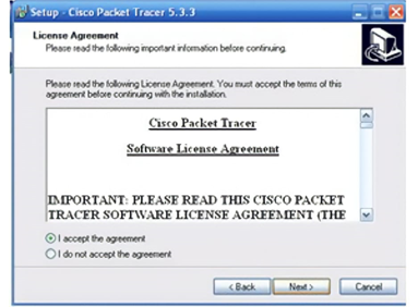 Cara Menginstall Packet Tracer 2