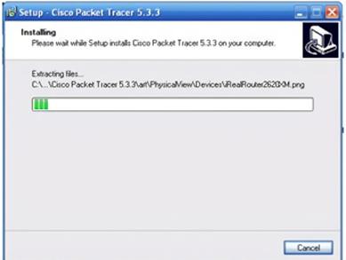 Cara Menginstall Packet Tracer 6