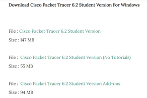 Cara Download Packet Tracer 3